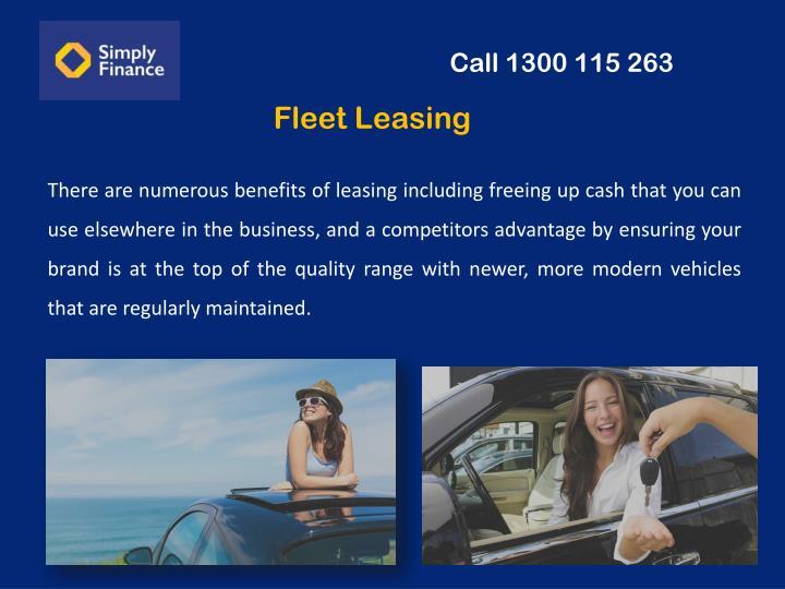 Fleet Leasing