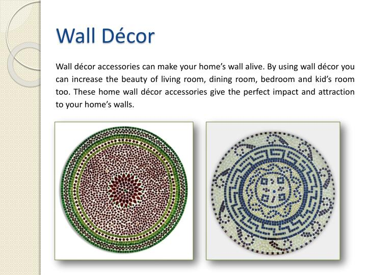 Wall Décor