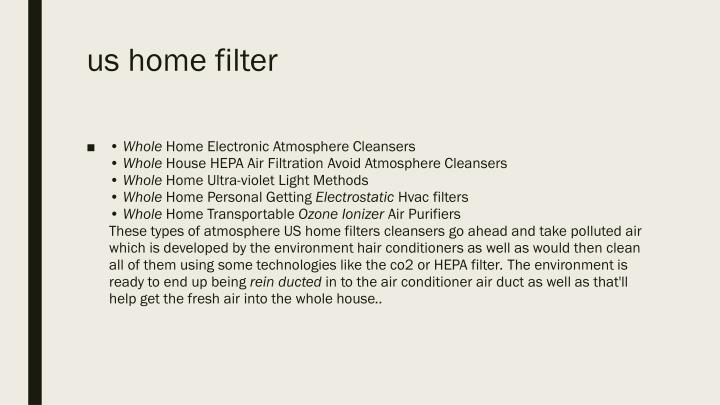 Us home filter1