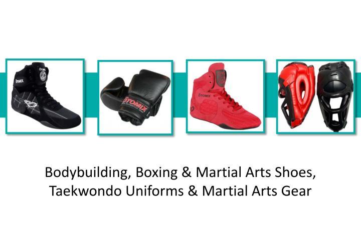 Bodybuilding, Boxing & Martial Arts Shoes,