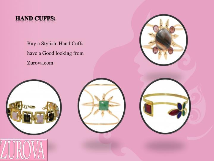 Hand Cuffs: