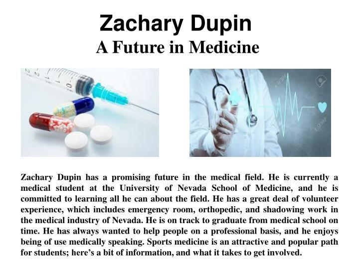 Zachary Dupin