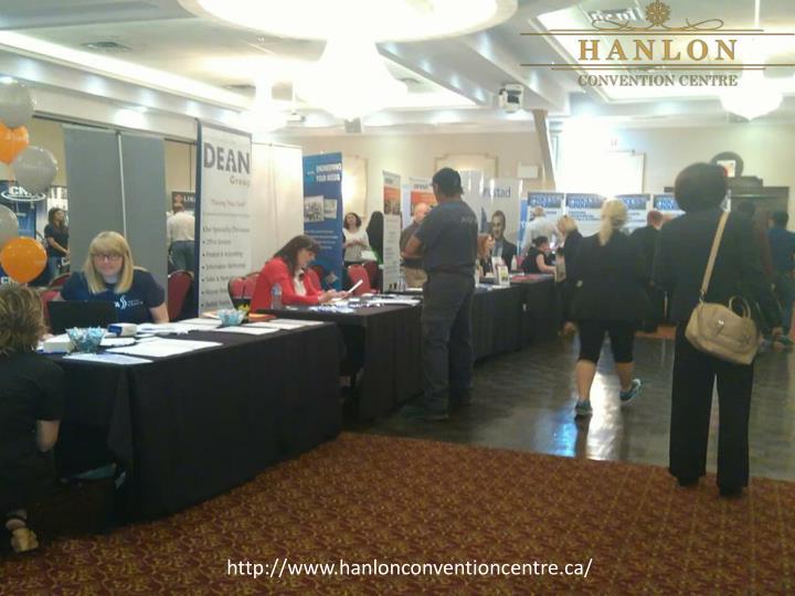 http://www.hanlonconventioncentre.ca/