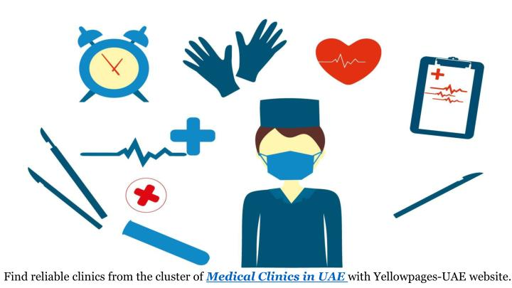 Find reliable clinics from the cluster of
