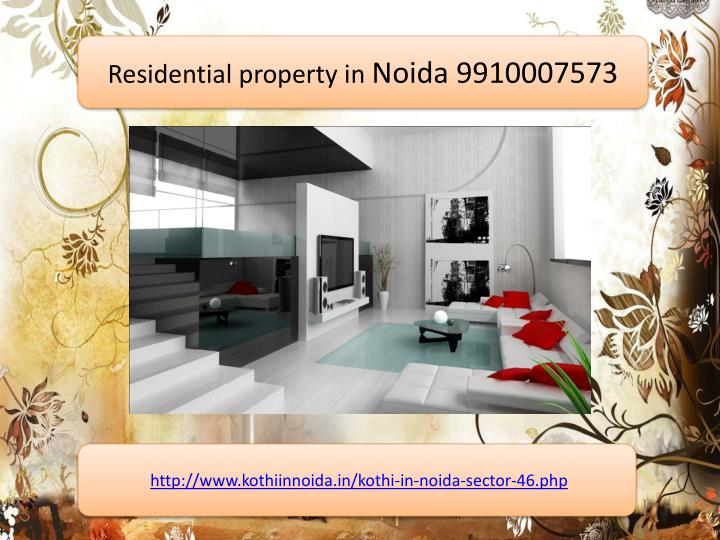 Residential property in