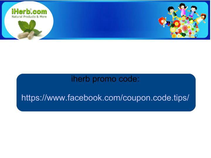 iherb promo code: