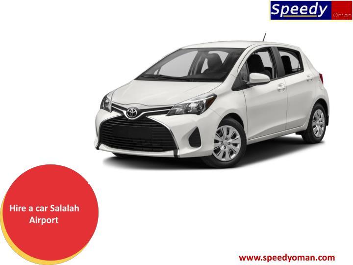 Hire a car Salalah