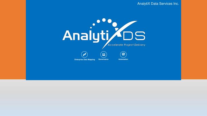 AnalytiX Data Services Inc.