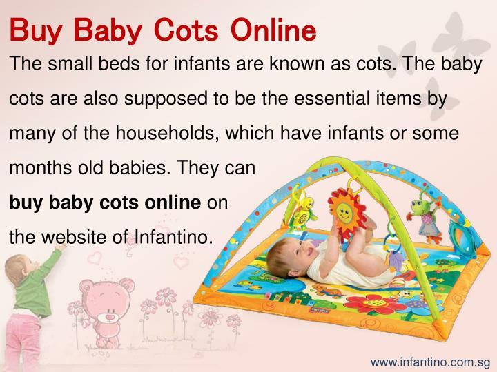 Buy Baby Cots Online