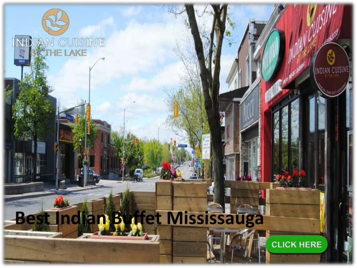 Best Indian Buffet Mississauga