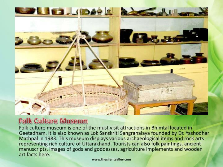 Folk Culture Museum