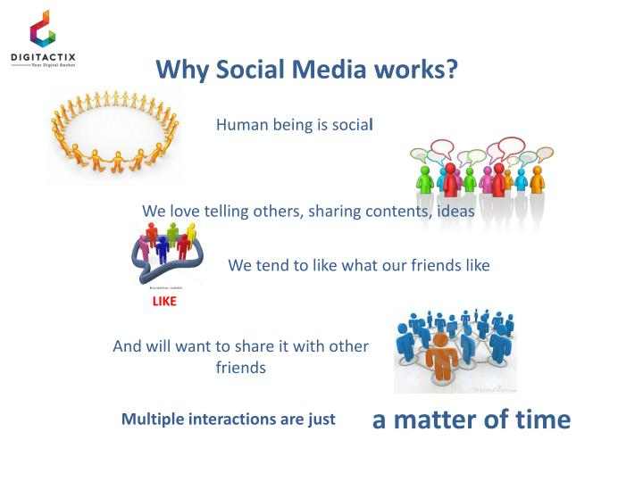 Why Social Media works?