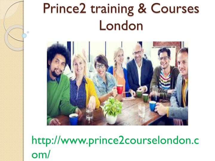 Prince2 training courses london