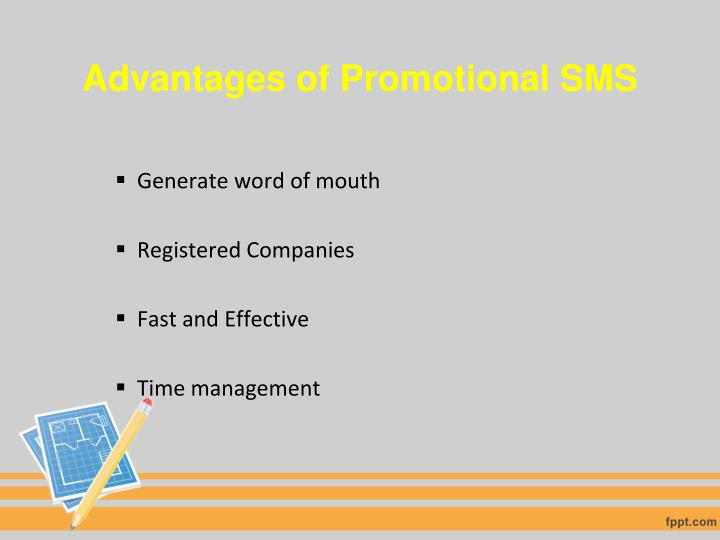 Advantages of Promotional SMS