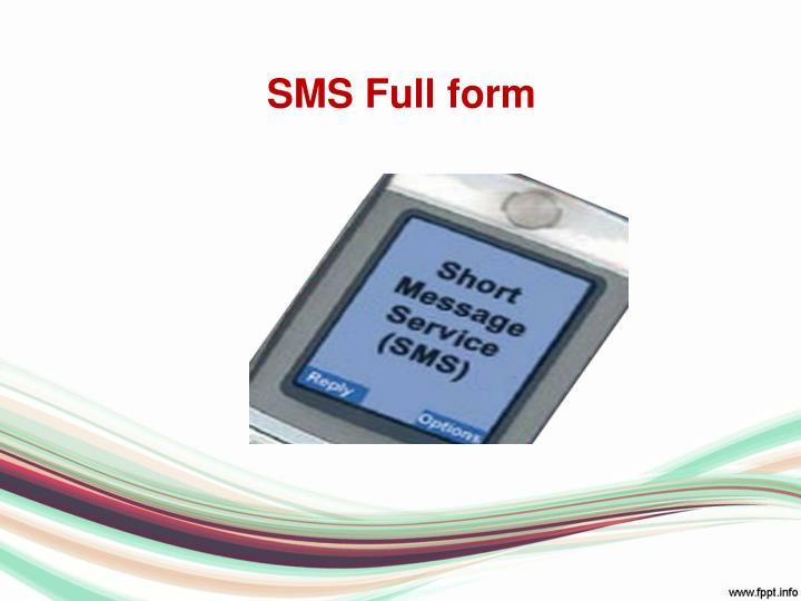SMS Full