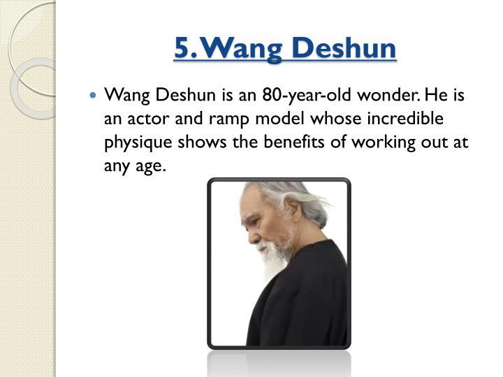 5. Wang