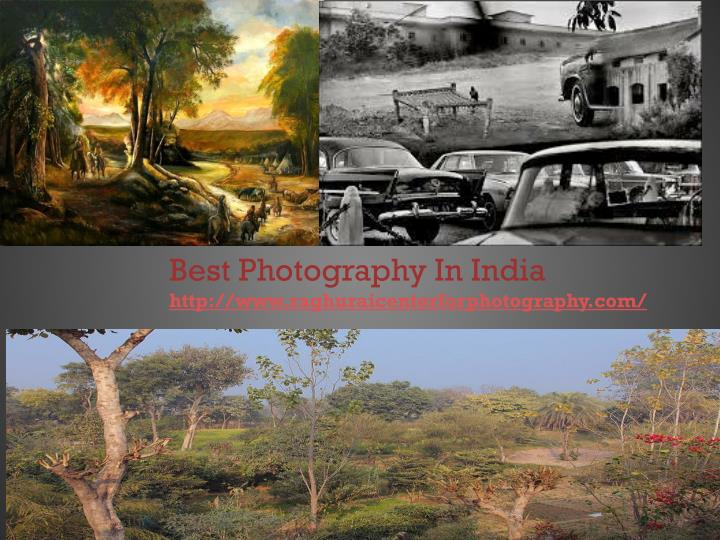Best Photography In India