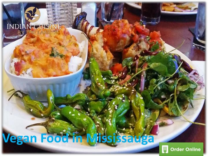 Vegan Food in Mississauga