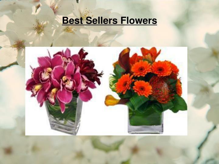 Best Sellers Flowers