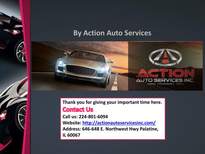 By Action Auto Services