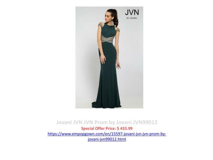 Jovani JVN JVN Prom by Jovani JVN99012