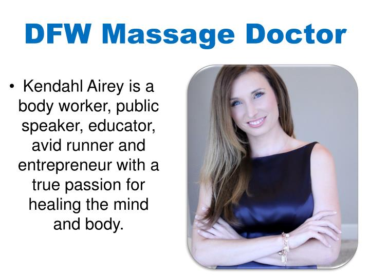 DFW Massage Doctor