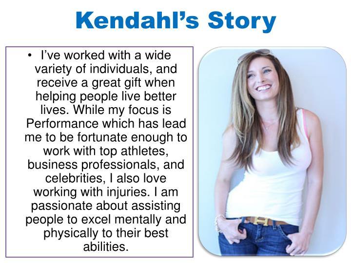 Kendahl's
