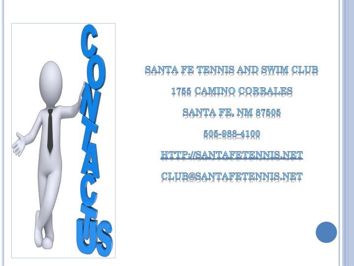Santa Fe Tennis