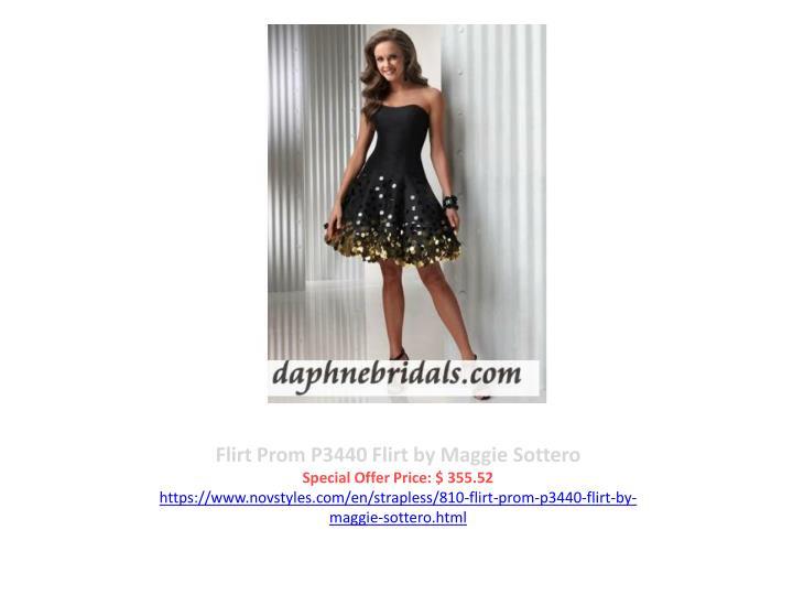 Flirt Prom P3440 Flirt by Maggie Sottero