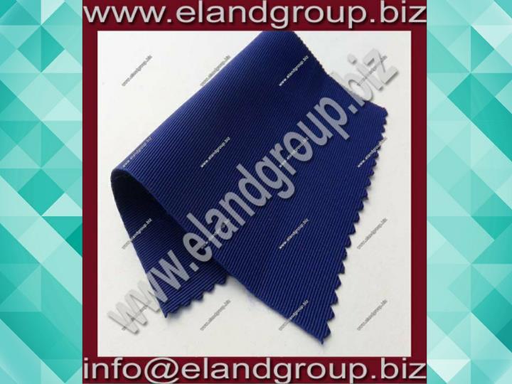 Dark blue regalia ribbon