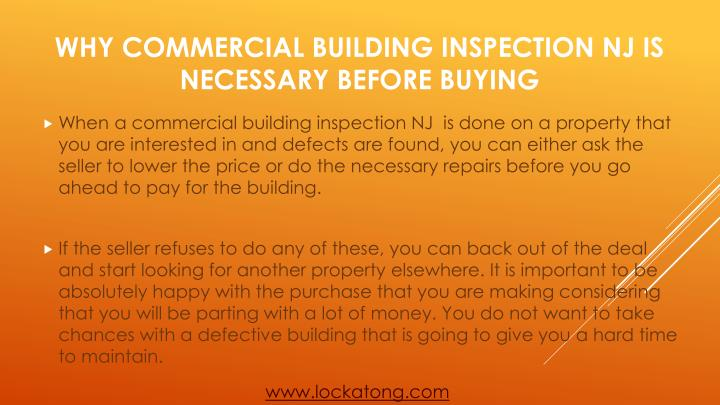 Ppt Why Commercial Building Inspection Nj Is Necessary