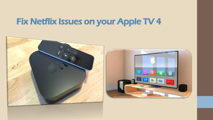 how to watch netflix on your apple tv