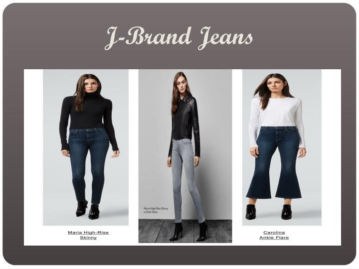J-Brand Jeans