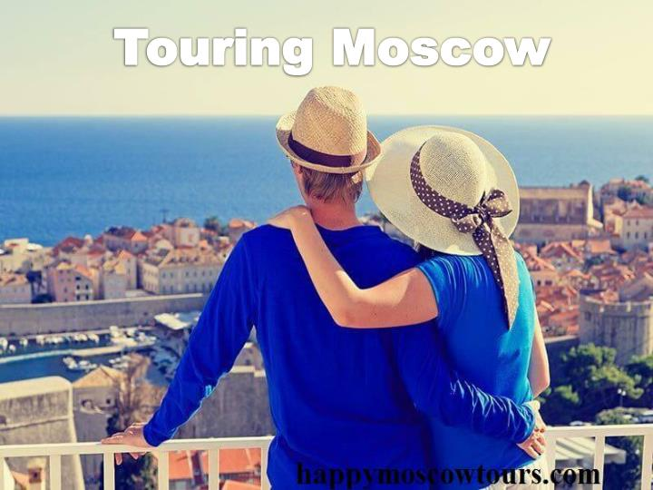 Touring Moscow