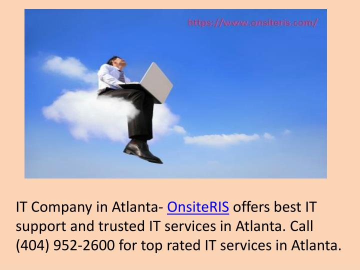 IT Company in Atlanta-