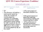 qnt 351 course experience tradition tutorialrank com1