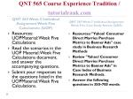 qnt 565 course experience tradition tutorialrank com13