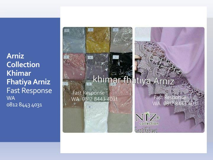 Arniz Collection
