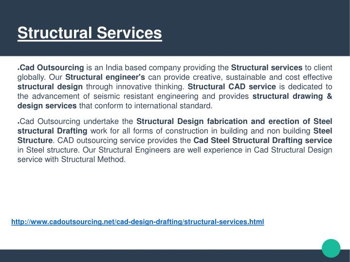 Structural services1