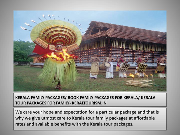 KERALA FAMILY PACKAGES/ BOOK FAMILY PACKAGES FOR KERALA/ KERALA TOUR PACKAGES FOR FAMILY-