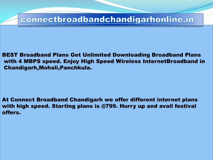 connectbroadbandchandigarhonline.in