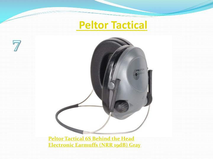 Peltor Tactical
