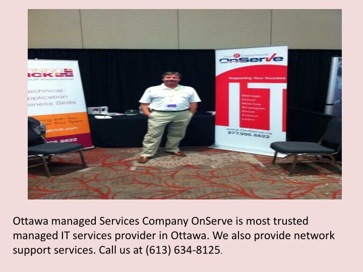 Ottawa managed Services Company
