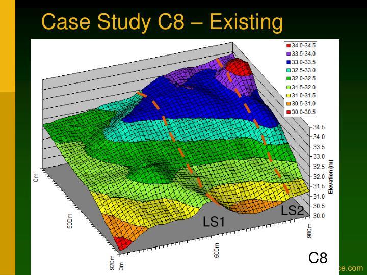 Case Study C8 – Existing