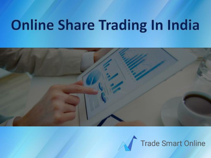 Best online smart trading in india