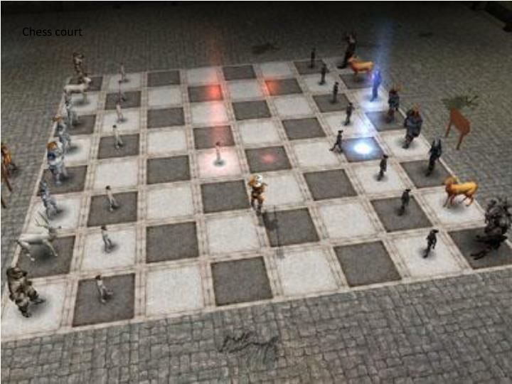 Chess court