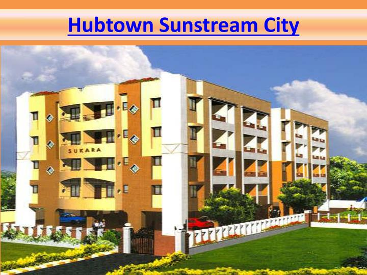 Hubtown Sunstream City