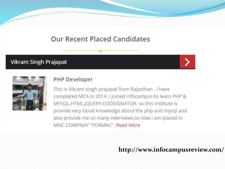 http://www.infocampusreview.com/