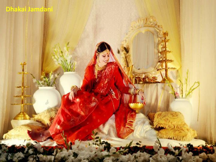 Dhakai Jamdani