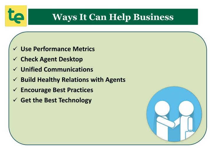 Ways It Can Help Business
